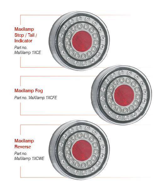 LED Autolamp Maxilamps