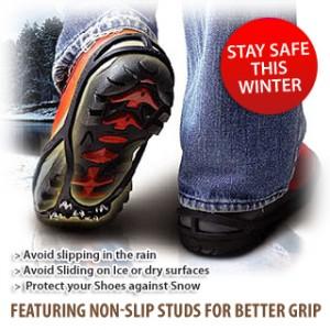 Shoe Snow & Ice Grips