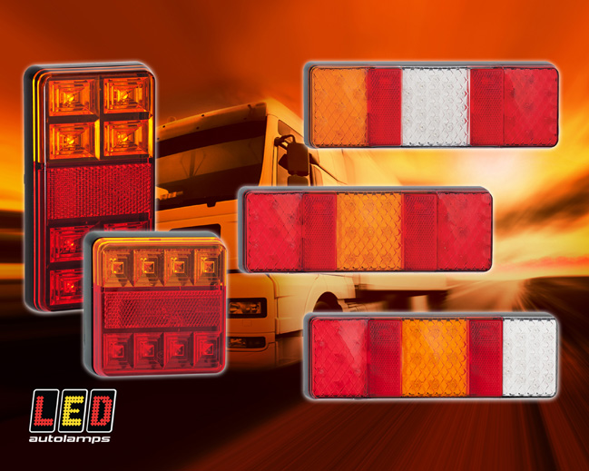 LED Autolamp - New combination lamps